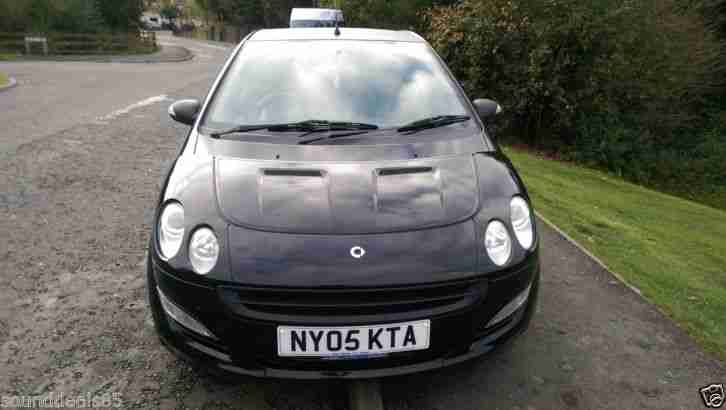 2005 SMART FORFOUR PULSE BLACK