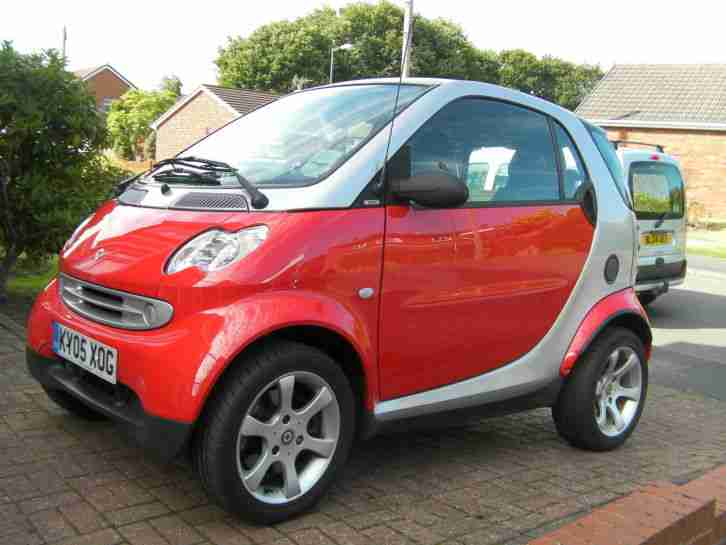 2005 FORTWO PULSE 61 S A SILVER