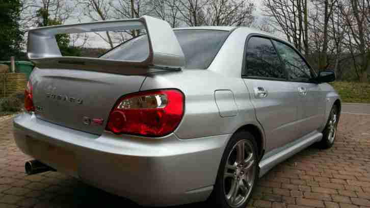 2005 SUBARU IMPREZA WRX 4X4 TURBO NOT STI TYPE