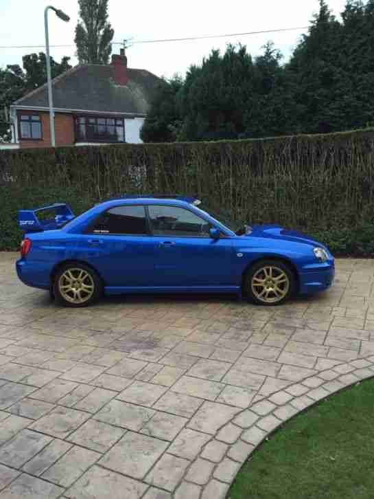 subaru 2005 impreza wrx turbo lots of sti parts car for sale. Black Bedroom Furniture Sets. Home Design Ideas