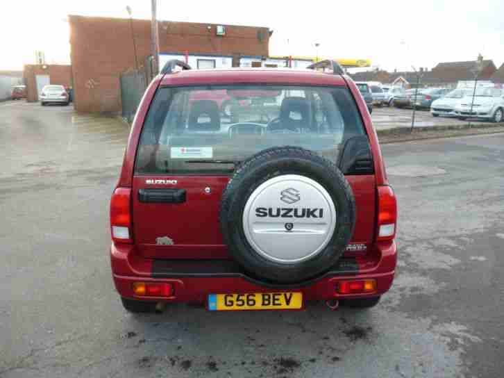 2005 SUZUKI GRAND VITARA SPORT - FULL MOT - SERVICED - ANY PEX WELCOME