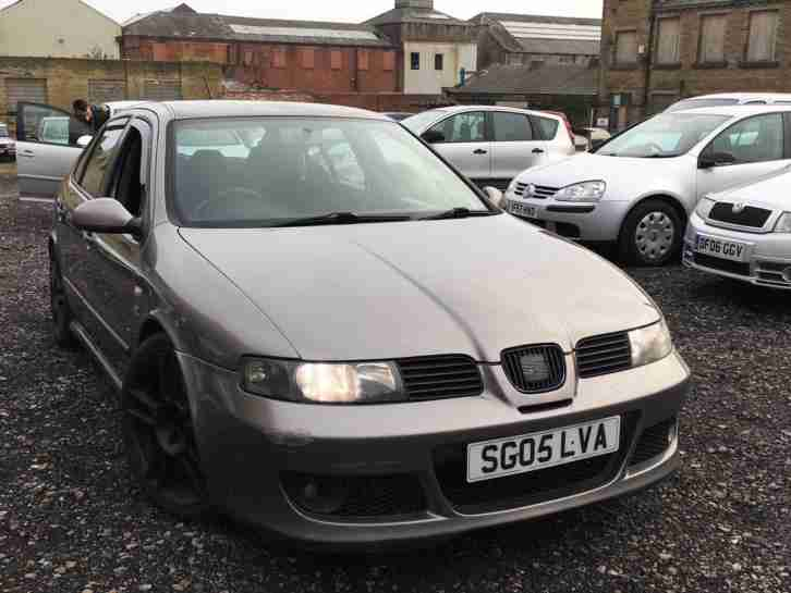 Seat 2005 Leon Cupra R 1 8 20v 225 Bam Car For Sale