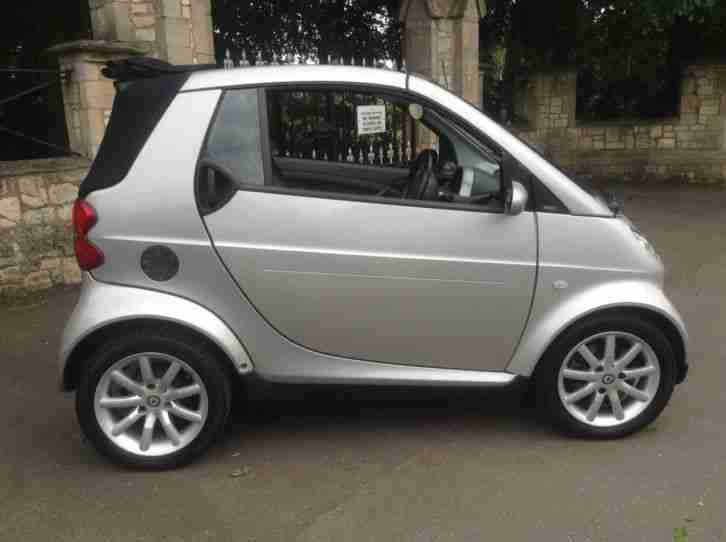 smart 2005 city cabriolet passion 2dr auto 2 door convertible car for sale. Black Bedroom Furniture Sets. Home Design Ideas