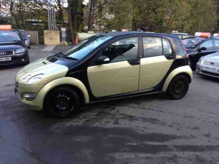 2005 Smart Forfour Hatchback 1.5 Pulse 5dr