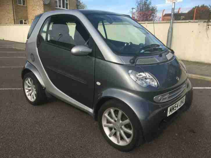 2005 fortwo 0.7 City Spring 3dr