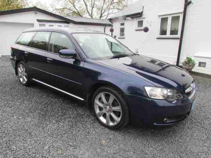subaru 2005 legacy 3 0 r spec b estate 47 000 miles full. Black Bedroom Furniture Sets. Home Design Ideas