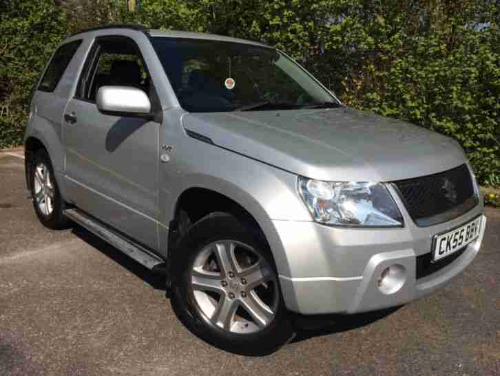 suzuki 2005 grand vitara 1 6 vvt 4x4 car for sale. Black Bedroom Furniture Sets. Home Design Ideas