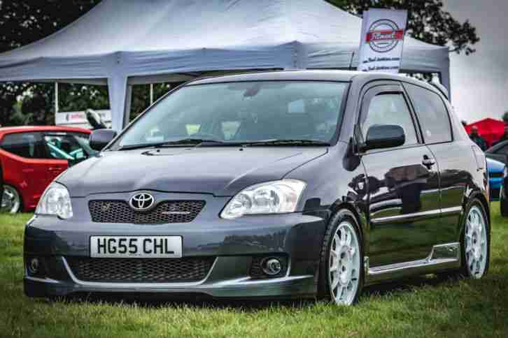 Toyota 2005 Corolla T Sport Compr Grey Beautiful Condition
