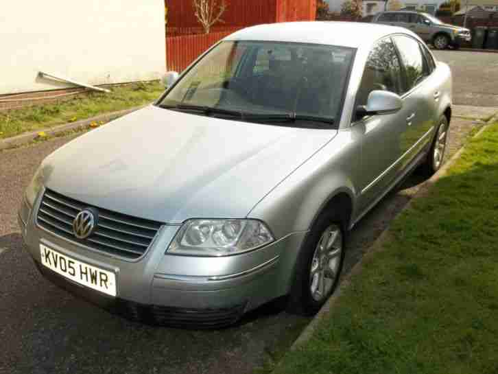 volkswagen 2005 passat highline tdi 130 auto only 86000 milers new mot. Black Bedroom Furniture Sets. Home Design Ideas