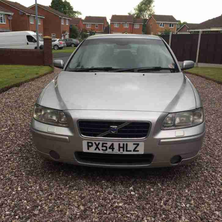 Volvo 2005 S60 SPORT D5 SILVER. Car For Sale