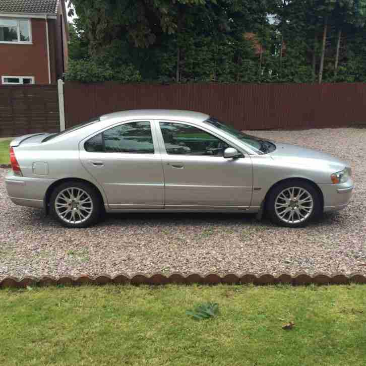 Used 2012 Volvo S60: Volvo 2005 S60 SPORT D5 SILVER. Car For Sale