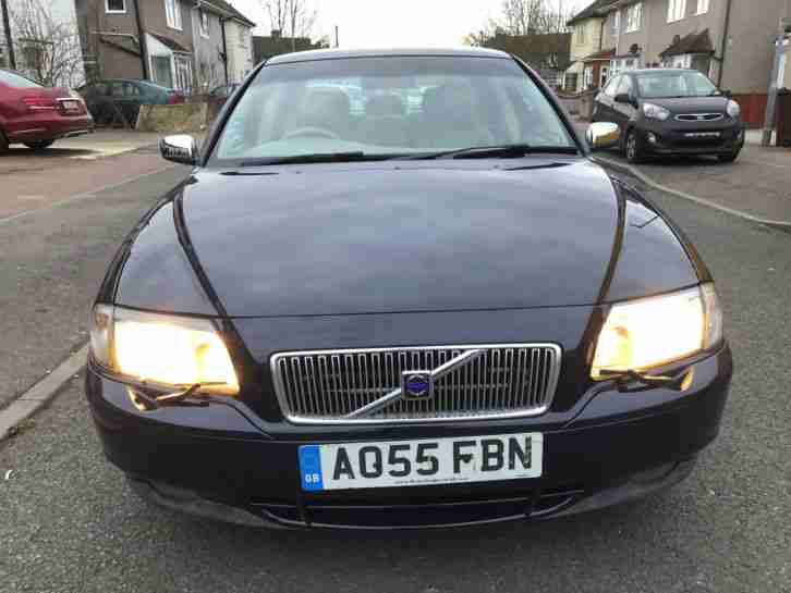 2005 S80 MANUAL 2.4 DIESEL D5 SUPERB