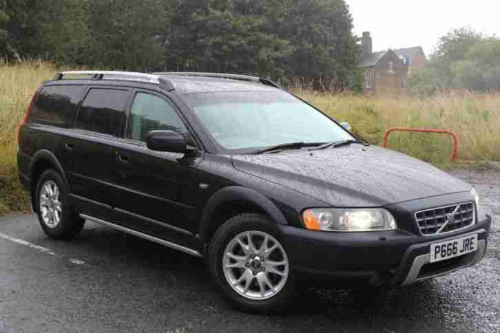 volvo 2005 xc70 cross country 2 5t se lux awd 5dr car for. Black Bedroom Furniture Sets. Home Design Ideas