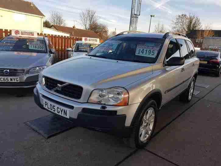2005 VOLVO XC90 2.4 D5 SE Geartronic 5dr Auto
