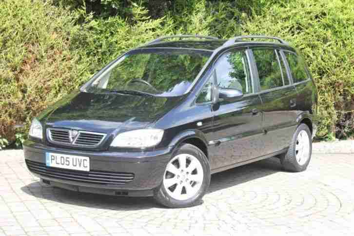2005 vauxhall zafira 2 0 dti 16v breeze 5dr car for sale. Black Bedroom Furniture Sets. Home Design Ideas