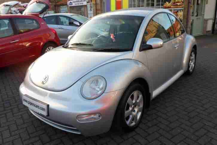 2005 Beetle 2.0 3dr 3 door