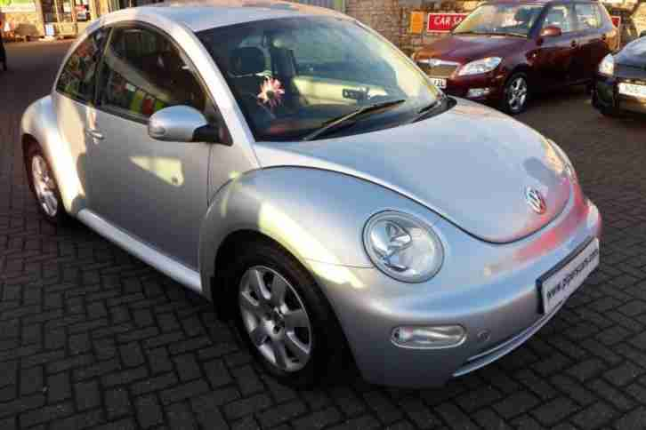 2005 Volkswagen Beetle 2.0 3dr 3 door Hatchback