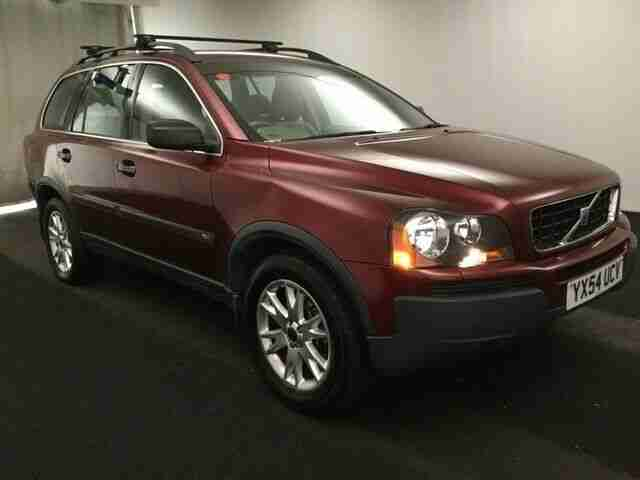 2005 Volvo XC90 2.4 D5 SE Geartronic 5dr, Diesel, Automatic, MOT November 2020