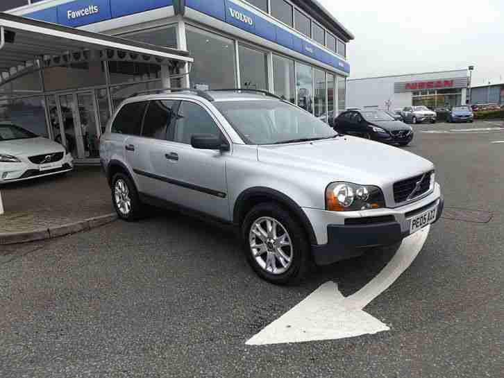 2005 XC90 2.4 Geartronic AUTOMATIC