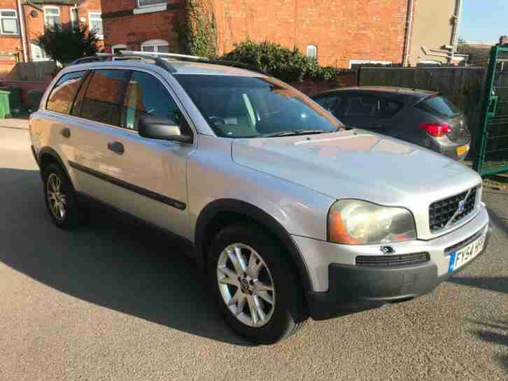 2005 Volvo XC90 2.4TD D5 ( 163bhp ) AWD Geartronic