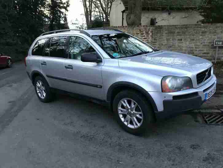 2005 XC90, all wheel drive, Diesel,