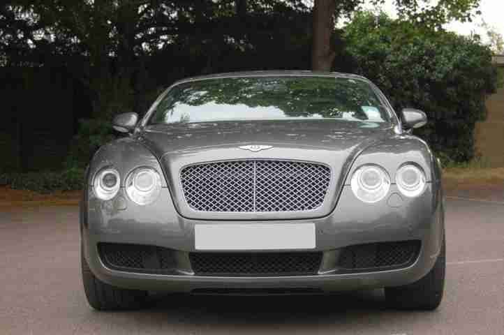 2005 mdl/54 Bentley Continental GT in Cypress Green