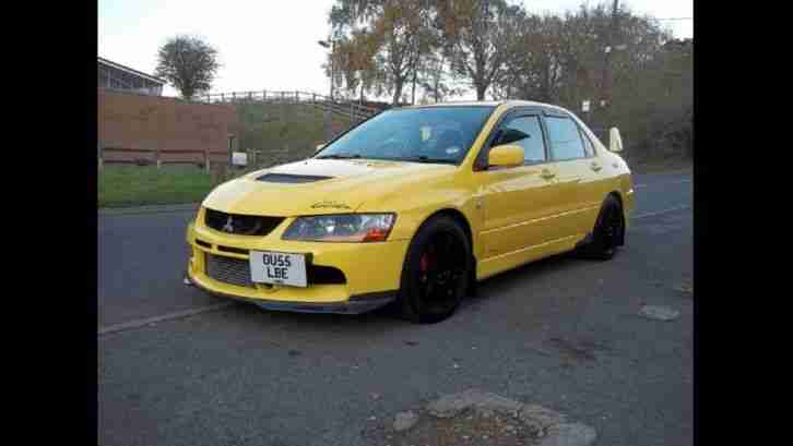 2005 lancer evolution 9 mr fq340