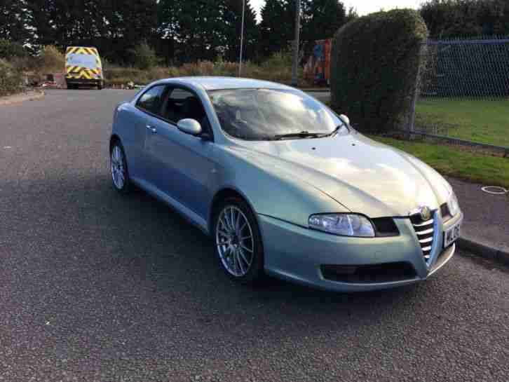 Alfa romeo 2006 06 gt jtdm diesel coupe car for sale - Alfa romeo coupe for sale ...