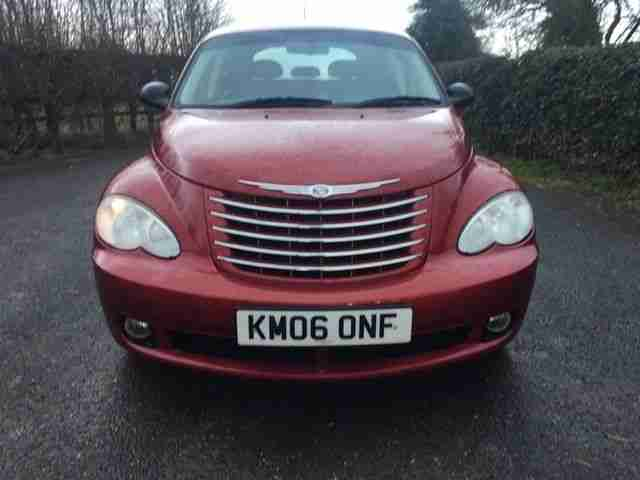 2006 06 CHRYSLER 2.4 LIMITED PT CRUISER AUTO 67K MILES GREAT CONDITION