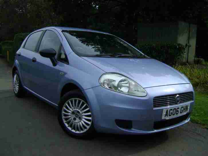 2006 06 FIAT GRANDE PUNTO 1.2 ACTIVE 5 DOOR NEW CLUTCH PX