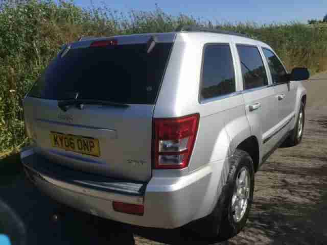 jeep 2006 06 grand cherokee v6 crd limited diesel car for. Cars Review. Best American Auto & Cars Review