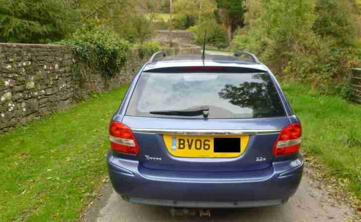 2006 06 Jaguar X-TYPE 2.2D Sport Estate Diesel