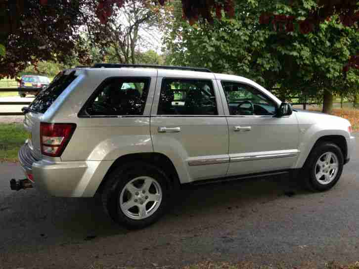jeep 2006 06 grand cherokee 3 0crd v6 auto limited new. Cars Review. Best American Auto & Cars Review