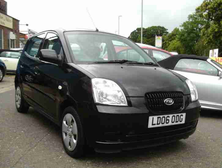 2006 06 Kia Picanto 1.1 LX . Excellent first car