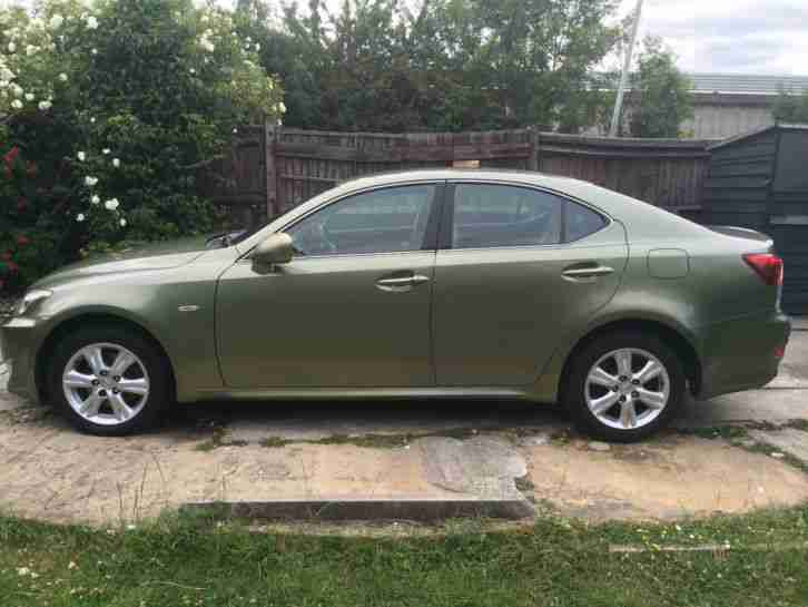 2006 (06) LEXUS IS220D EXCELLENT CONDITION