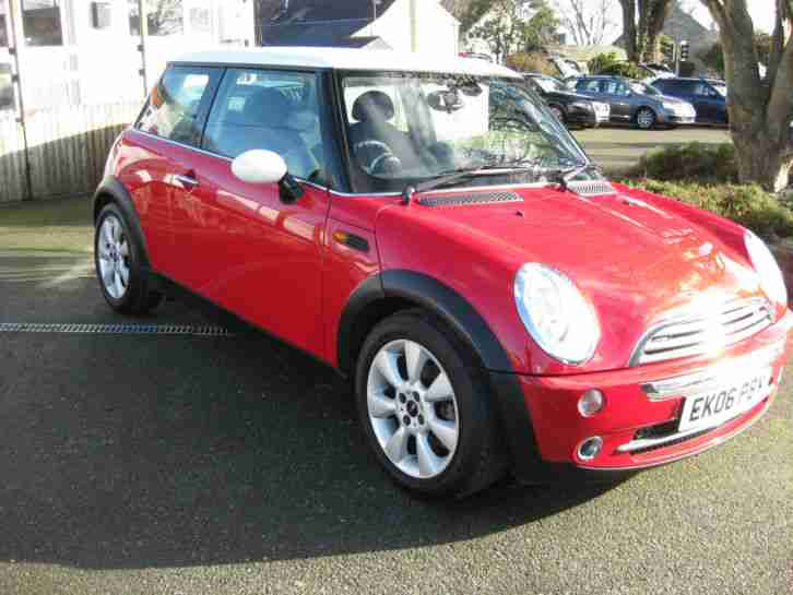 Mini 06. Mini car from United Kingdom