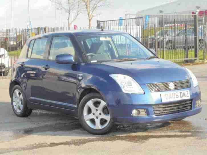 suzuki 2006 06 swift 1 5 glx vvts 5d 101 bhp car for sale. Black Bedroom Furniture Sets. Home Design Ideas