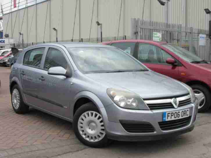2006 06 VAUXHALL ASTRA 1.6 RECENT MOT VERY CLEAN TIDY CAR CHEAP BARGAIN