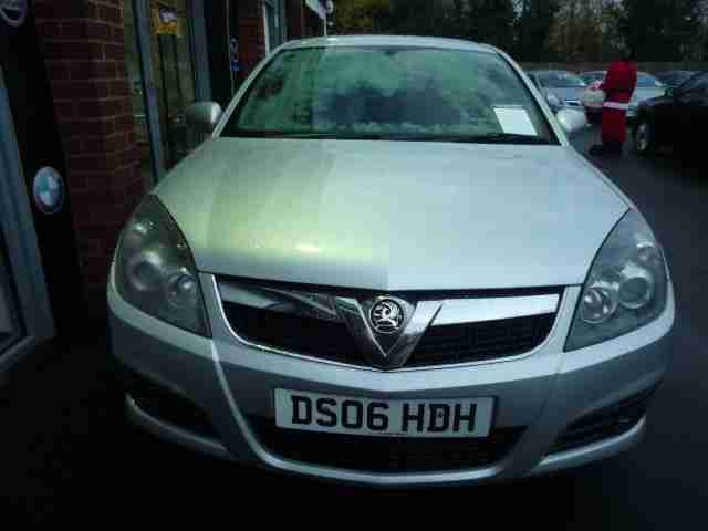 2006 06 VAUXHALL VECTRA 1.8 VVT SRI NAV 5D 140 BHP ~ RAC WARRANTY INCLUDED