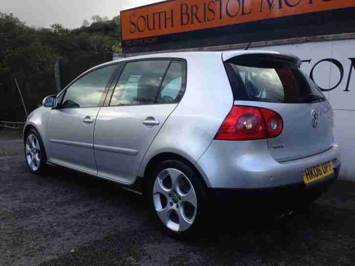 Volkswagen 2006 06 Golf Gti 2 0t Fsi 200ps 5door Only 1 Owner 84k Fsh