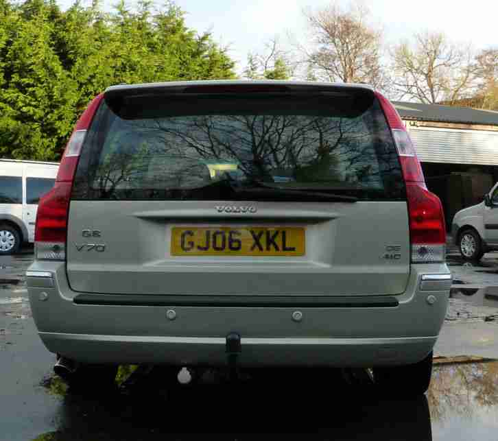 Volvo 2006 06 V70 D5 SE E4 AWD 2.4 TURBO MANUAL DIESEL