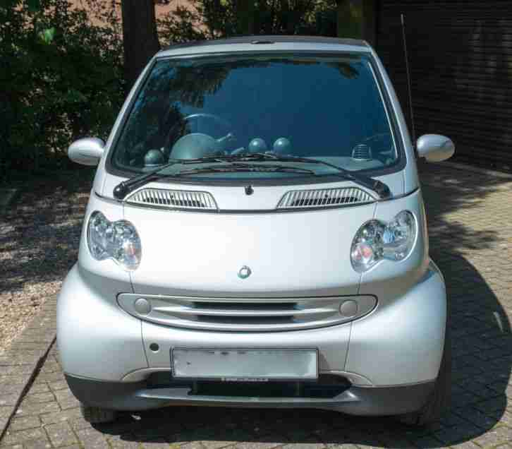 Smart 2006 06 Reg FORTWO Passion Cabriolet 0.7 Petrol