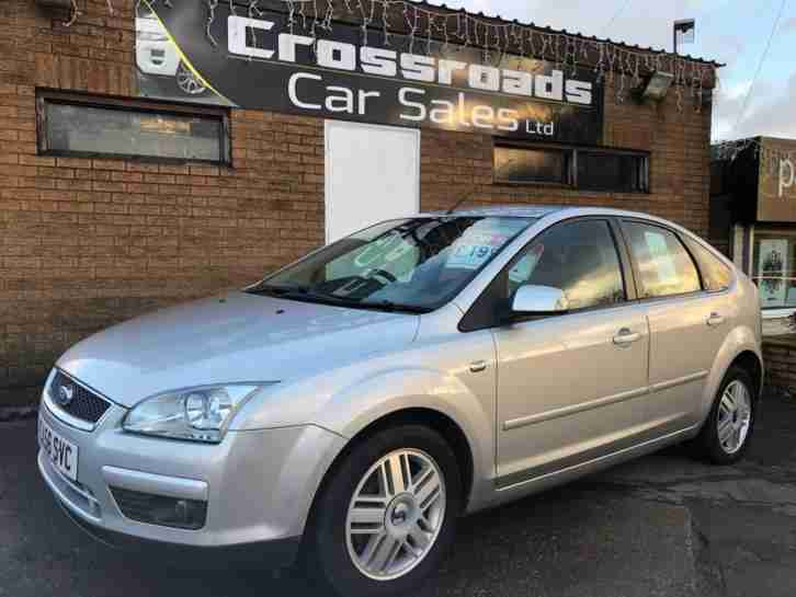 2006.5 FORD FOCUS 1.8 TDCI MY GHIA **FSH INC CAM BELT + AMAZING SPEC**