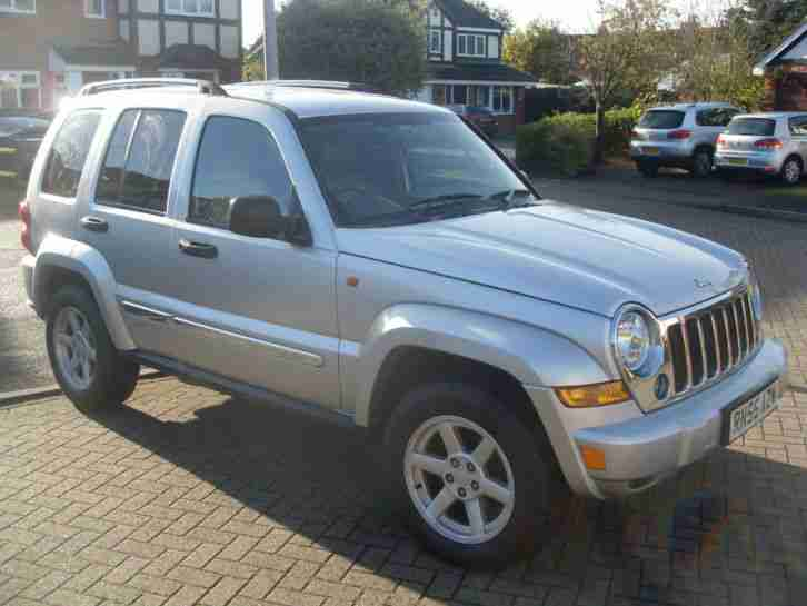 2006 55 CHEROKE 2.8 CRD LTD IN STUNNING