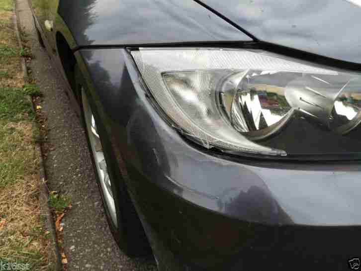 bmw 2006 56 318 e90 3 series full history mot salvage. Black Bedroom Furniture Sets. Home Design Ideas