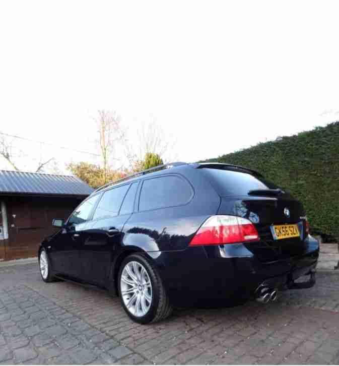 BMW 2006 56 535D M SPORT E61 TOURING. Car For Sale