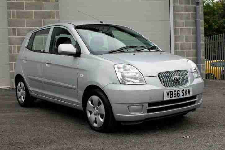 2006 56 KIA PICANTO 1.1 LX ONLY 15000 MILES FROM NEW