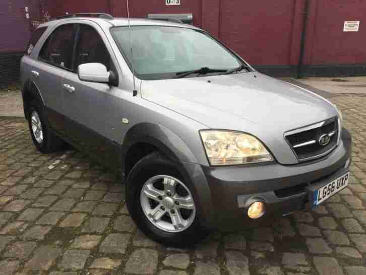 2006 56 KIA SORENTO 2.5 CRDI XE ONE OWNER 39000 MILES YES 39000 MILES FROM NEW