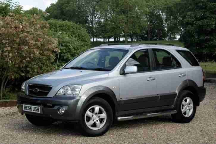 2006 (56) SORENTO 2.5CRDi XE MANUAL 88K