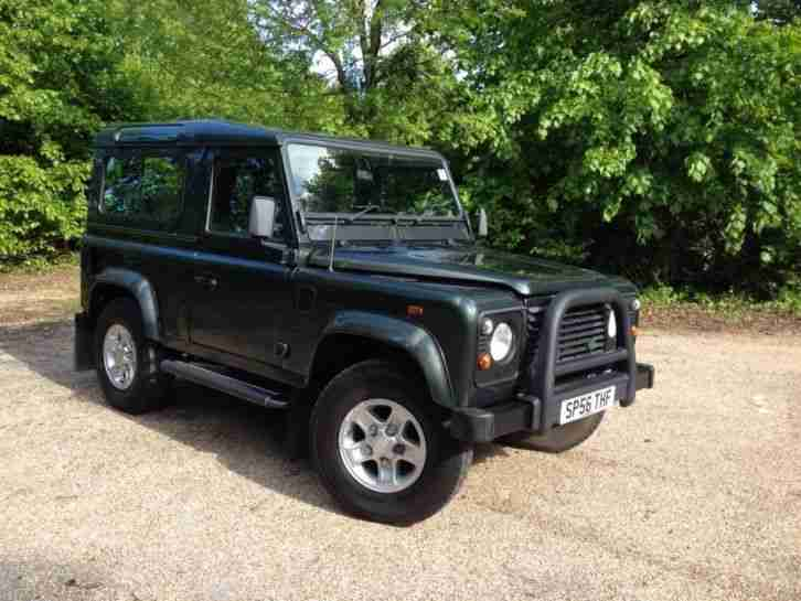 2006 (56) Land Rover 90 Defender County